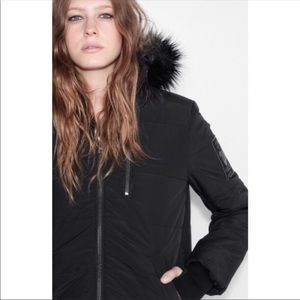 Zadig & Voltaire Quilted Down Parka